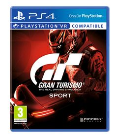 PS4's Gran Turismo Sport Release Date Revealed In New Trailer