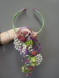 Bijou Floral : Collier