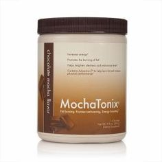 MochaTonix is a nutritionally balanced drink, available in cappuccino, mocha and vanilla flavors. Not only does it provide key nutrients for optimal health, it also provides a pleasant boost of energy and stimulates weight loss. http://www.shop.com/MochaTonix+reg+-1002749011-p+.xhtml?credituser=C5911533