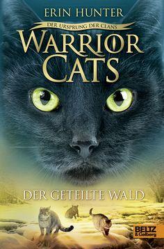 Warrior Cats - von jetzt auf gleich die ganz große Liebe (seit Herbst 2016). Sina liest in jeder freien Minute, erzählt den ganzen Tag davon, sammelt Infos, malt, ist in Foren unterwegs... Ein ganz großer Teil ihrer Freizeit ist den Katzen gewidmet