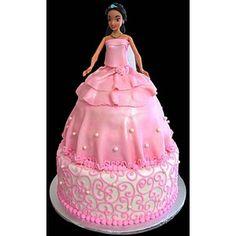 Disney Princess Birthday Cakes - Polyvore - princess birthday cakes trends
