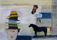Exposition Art Blog: Conroy Maddox - English surrealist painter