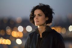 Get ready for a numbers game when Blindspot returns. EW has an exclusive first look at the next tattoo on Jane Doe's (Jaimie Alexander) body that the FBI will decipher in the show's midseason return. Located on Jane's right hip, the tattoo will lead to the team to a location. To note: It is a fictional specific location, but the answer really does take you somewhere in the world.