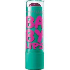 Maybelline Baby Lips Moisturizing Lip Balm, Purple