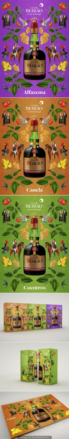 LICOR BEIRÃO Creative agency: RMAC Type of work: Proposal Country: Portugal PD