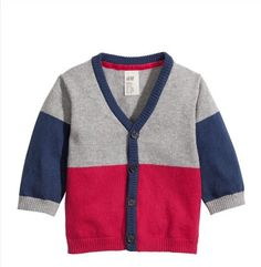 Welcome to H&M, we offer fashion and quality clothing at the best price in a sustainable way. Little Boy Outfits, Kids Outfits, Knitting For Kids, Baby Knitting, Toddler Cardigan, Kids Fashion Boy, Boys Sweaters, Newborn Outfits, Swagg