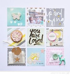 Layout of the Week @studio_calico - Jen Chapin