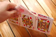 How to Make a Playing Cards Wallet: Step-by-Step Instructions