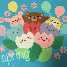 Backdrop Decorations, Backdrops, Candy Packaging, Preschool Crafts, Classroom Decor, Hello Kitty, Kindergarten, Cartoon, Illustration