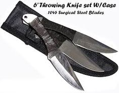 how to learn throwing knives