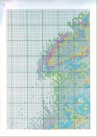 Gallery.ru / Фото #21 - S-3 - dawndawn Cross Stitch, Diagram, Map, Log Projects, Cross Stitch Pictures, Blanco Y Negro, Dots, Punto De Cruz, Location Map