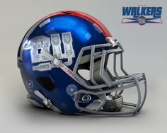 If football was played in the Star Wars universe. The Kuat Walkers. ( New York Giants )