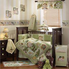 Monkey Baby Bedding