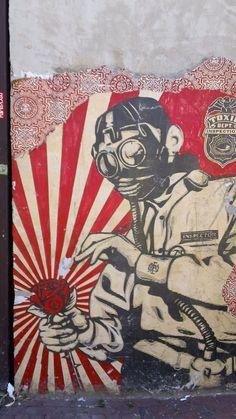 street graffiti art | ... of amazing street art, graffiti art & urban art on Mr Pilgrim online