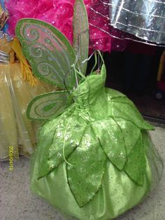 Tinkerbell fairy costume Disney Princess by miguelzottoyahoocom