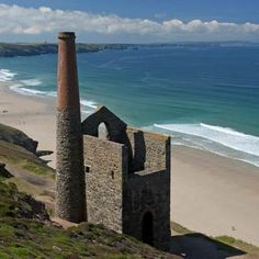 industrial heritage, Cornwall, UK