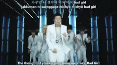 Beast - Bad Girl MV [english subs + romanization + hangul]