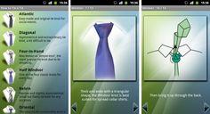 How to Tie a Tie, e fare il nodo alla cravatta non sarà più un problema