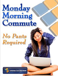 Moms love Smash Social Media Solutions and enjoy the stay at home morning commute.  http://www.smashsolutions.com/?ref=3197