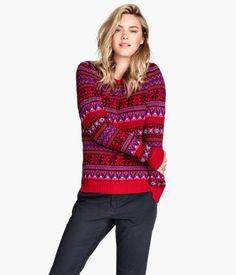 Medium or Small   Red or Cerise H m Fashion 408a2fbf0