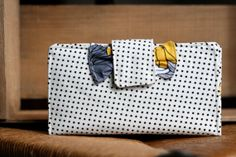 Women's Wallet-Great for a cash envelope system or everyday use. @theruffledstitch