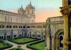 Mosteiro de Alcobaça - Claustro do Silêncio