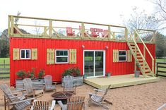 At Backcountry Containers, the goal is to provide simple, yet robust, shipping container homes at an affordable cost. Join the tiny house movement! There are 10 things you should do and 10 you should not do when building with shipping containers. Container Home Designs, Storage Container Homes, Cargo Container, 40 Container, Tiny Container House, Home Design Plans, Plan Design, Design Ideas, Shipping Container House Plans