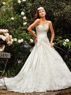 Vestido de Noiva - Y21373