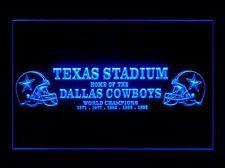 J756B LED Sign Dallas Cowboys Texas Stadium