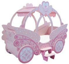 Cama niña princesa. Podéis comprarla en nuestro blog www.milideas.net