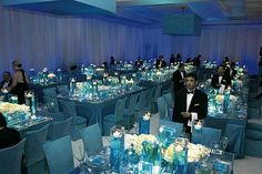 Decoración para bodas de color turquesa - Para Más Información Ingresa en: http://ramosdenovianaturales.com/decoracion-para-bodas-de-color-turquesa/