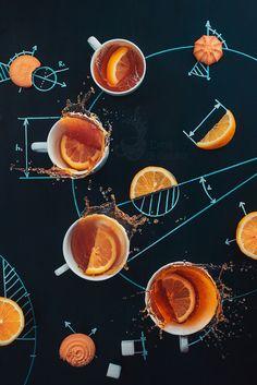 Lemon tea experiment by Dina Belenko on 500px