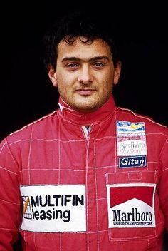 Gabriele Tarquini - March - 1985 European Formula 3000 Championship - © Sutton Motorsport Images