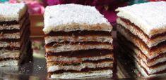 Nagymama régi sütijei: 13 kihagyhatatlan recepttel - Receptneked.hu - Kipróbált receptek képekkel Vanilla Cake, Tiramisu, Cookie Recipes, Deserts, Goodies, Yummy Food, Sweets, Baking, Breakfast