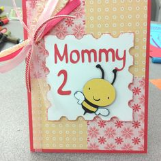 Baby shower card!!