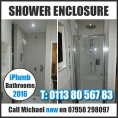 """iPlumb are Gas Safe Registered Plumbing and Heating engineers based in Leeds. A family business with over 20 years experience, we cover all aspects of plumbing and heating work including gas installations, combi boilers and unvented water systems.""  http://areyouinbusiness.co.uk/item/i-plumb/"