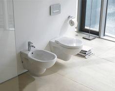 Duravit - Bathroom design series: Bathroom_Foster - washbasins, toilets and bidets from Duravit.