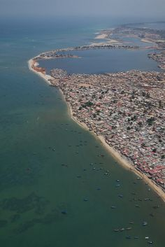 Ilha de Luanda *Luanda Island