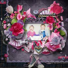 """Photo from album """"sisterly love"""" on Yandex. Sister Love, Yandex Disk, Views Album, Floral Wreath, Beautiful, Decor, Floral Crown, Decoration, Decorating"""