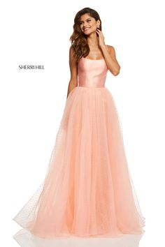 c99973a43f0 Sherri Hill 52639 Prom Pageant Homecoming Formal Evening Gown