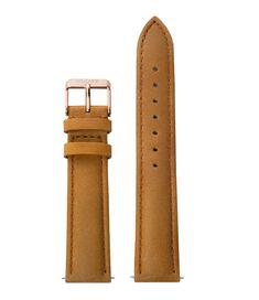 La Boheme Strap Caramel caramel & rose gold (CLS003) CLUSE | The Little Green Bag