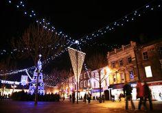 Carlisle at Christmas