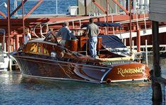 RUMRUNNER ~ Thursday, August 9, 2012  Woody Boater Is Live From Lake Tahoe.