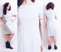 Vtg 60s Mod Babydoll Baby Blue Daisy Embroidery Mini Dress by MoveBabyVintage on Etsy https://www.etsy.com/listing/251081161/vtg-60s-mod-babydoll-baby-blue-daisy