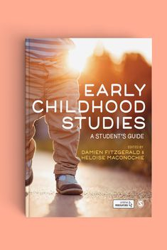 Early Childhood Studies: A Student's Guide. Student focused and designed to support critical thinking, this brand new textbook is mapped to early childhood degrees and is designed to cover the breadth and depth of content across the course. Focused on seeing children in the context of the world they live in, it provides students with a range of perspectives and insights to help them understand the complexities of early childhood, develop their own critical ideas and apply theory to practice. Early Years Teacher, Student Guide, Critical Thinking Skills, Reading Resources, Child Development, Early Childhood, Case Study, Textbook, Theory