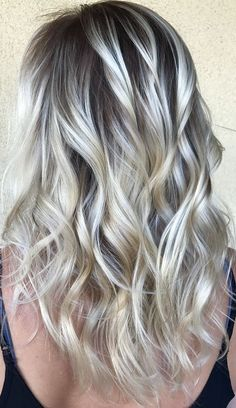 91 The Most Beautiful Blonde Balayage Hairstyle Ideas Check more at http://lucky-bella.com/blonde-balayage-hairstyle-ideas/