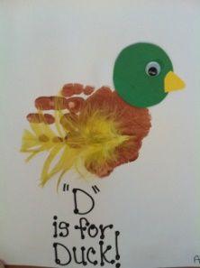 Art Idea for Make Way For Ducklings by McCloskey. #literacykids #readingisfun