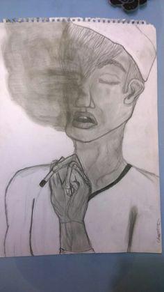 ../drawing /sketch / my work /made by El. / Pencil 4b