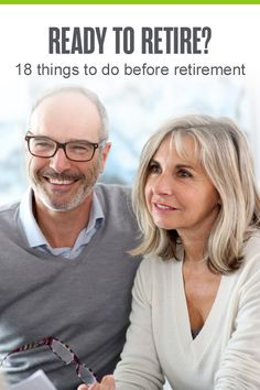 Ready to Retire? 18 Things to Do Before Retirement. Is your retirement just arou. Preparing For Retirement, Early Retirement, Retirement Planning, Retirement Quotes, Retirement Cards, Retirement Decorations, Money Tips, Money Saving Tips, Life Transitions