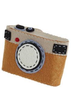 I Felt Photogenic Camera case at www.modcloth.com - $19.99.